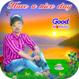 Image of Have A Nice Day Photo Editor
