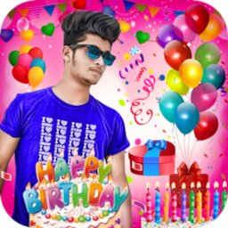 Image of Happy Birthday Photo Editor