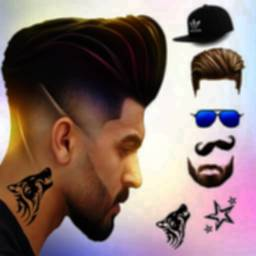 Hair Style Photo Editor icon