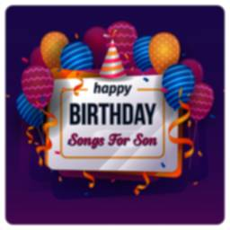 Image of Happy Birthday Song For Son