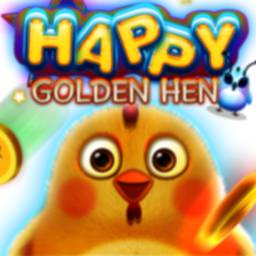 Image of Happy Golden Hen