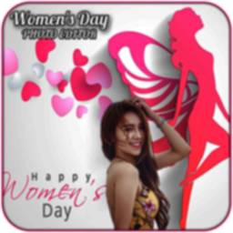 Image of Happy Women's Day Photo Editor