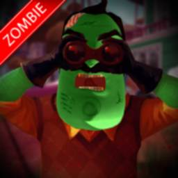 Image of Hello Zombie Neighbor Alpha Mod