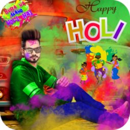 Image of Holi Photo Editor 2021