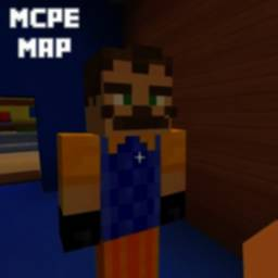Image of Horror Hi Neighbor craft maps For MCPE