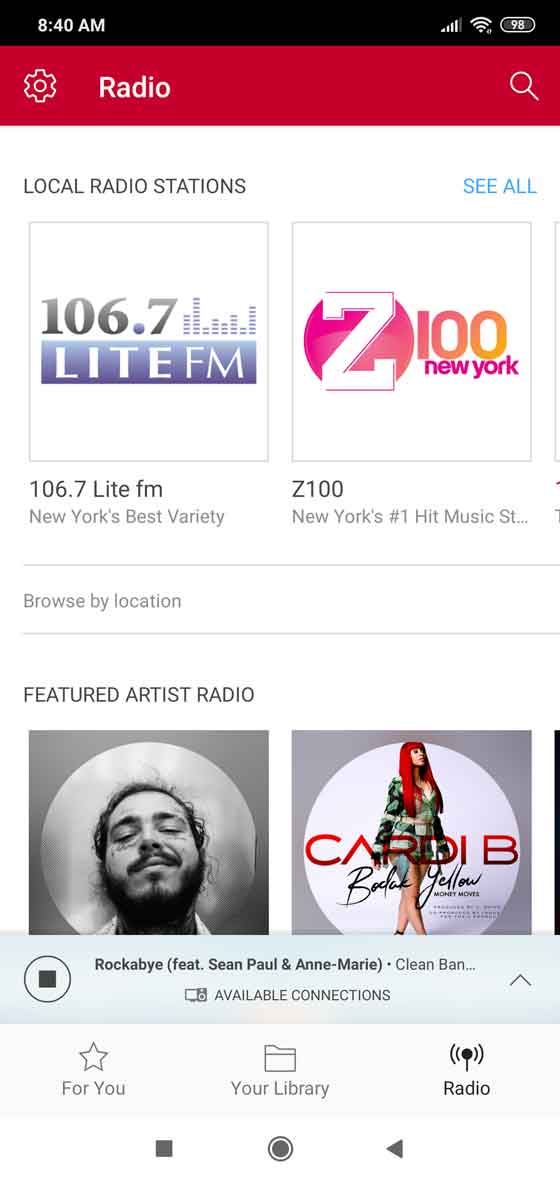 The best local radio stations