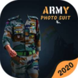 Image of Indian Army Photo Suit