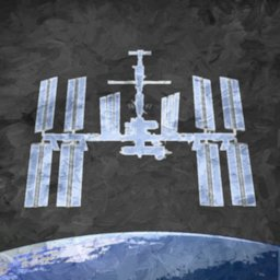 Image of ISS Live Now