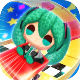 Image of Hatsune Miku Amiguru Train
