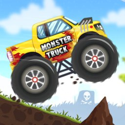 Image of Kids Monster Truck
