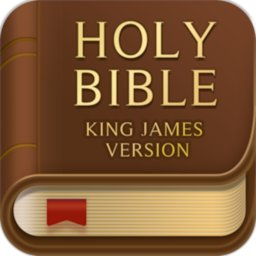 Image of King James Version Holy Bible-Offline Free Bible