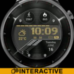 Image of Legend Watch Face