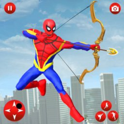 Image of Light Robot Speed Hero Animal Hunting Mission