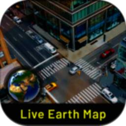 Image of Live Earth Map 2020 Gps Satellite & Street View
