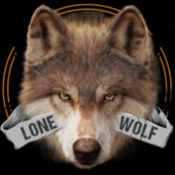 Lone Wolf Wallpaper and Keyboard