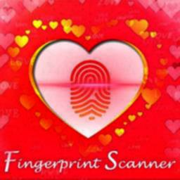 Image of Love Theme Fingerprint Lock Simulator