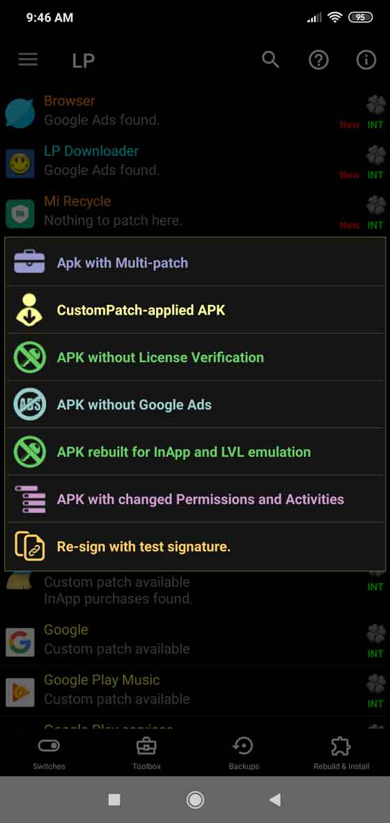Lucky Patcher: How to Crack and Patch paid Android apps