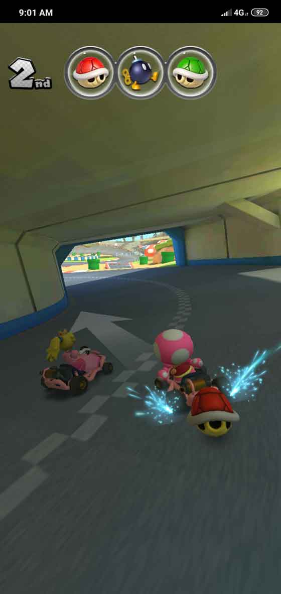Mario Kart Tour screenshot 2