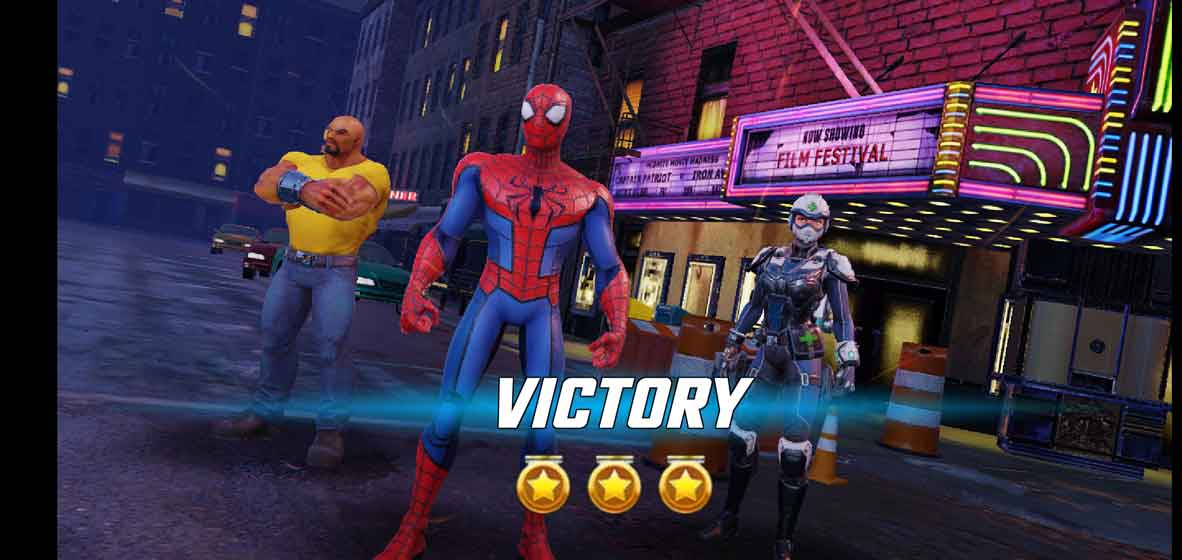 MARVEL Strike Force screenshot 4