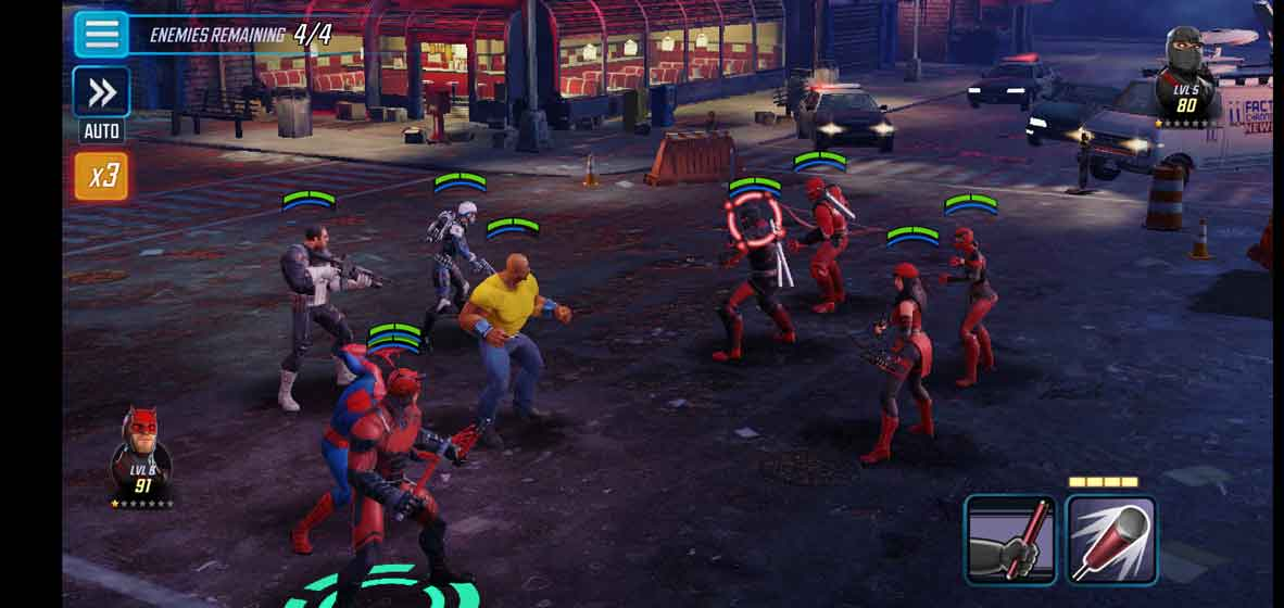 Marvel Strike Force For Android Download