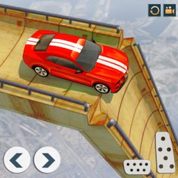 Image of Mega Ramp Car Racing Stunts 3D