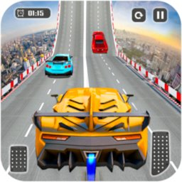 Image of Mega Ramp Car Stunt Game
