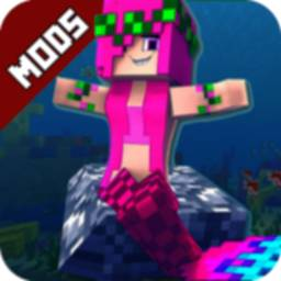 Image of Mermaid Mod for MCPE