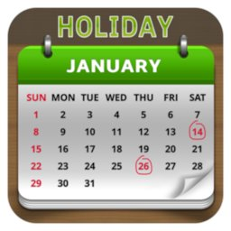 Image of Indian Holiday Calendar 2021