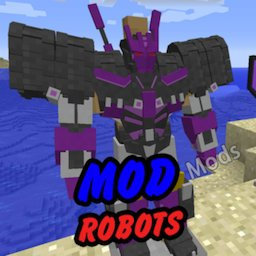 Image of Mod robots for MCPE