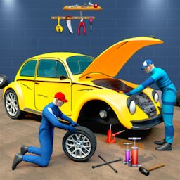 Image of Modern Car Mechanic Offline Games 2019
