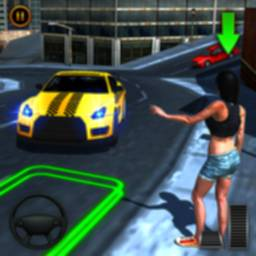 Image of Modern Taxi Driver Game