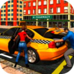 Image of Modern Taxi Simulator