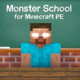 Image of Monster School for Minecraft PE