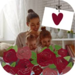 Image of Mother's Day Photo Frames Collection