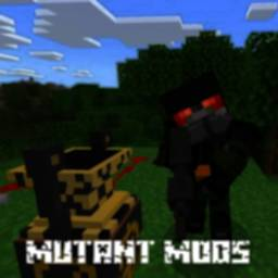 Image of Mutant Creatures Mods for Minecraft PE