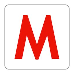 Image of Moscow metro map