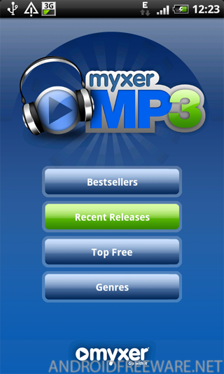 Myxer MP3 brings the hottest songs straight to your Android phone.