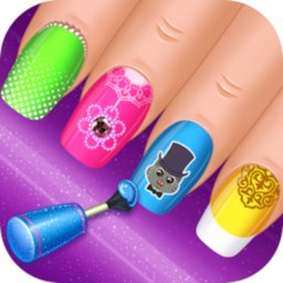 Image of Nail Salon : princess