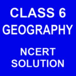 Image of NCERT Solutions For Class 6 Geography Offline