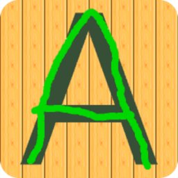 Image of ABC Kids letters tracing