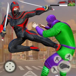 Image of Ninja Superhero Fighting Games