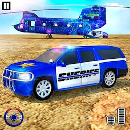 Image of Offroad Police Transporter Truck 2019
