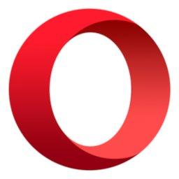 Image of Opera browser with free VPN