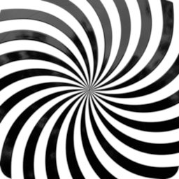 Image of Optical illusion Hypnosis