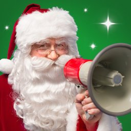 Image of Message from Santa! video & call (simulated)