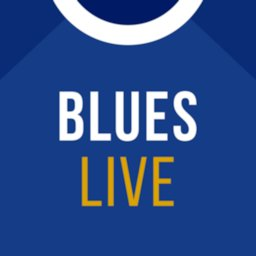 Blues Live Unofficial — Scores & News for Fans icon