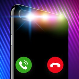Image of Phone Call Color Screen