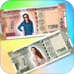 New Currency Note photo frames