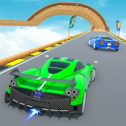 Image of Police Limo Car Stunts GT Racing