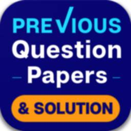 Image of Previous Question Papers & Solution